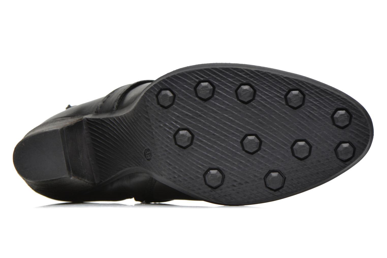 Boots en enkellaarsjes Initiale Paris Marble Zwart boven
