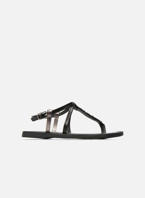 Sandalen Initiale Paris Miro Zwart achterkant