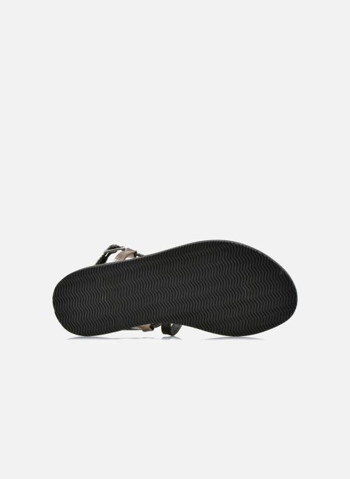 Sandalen Initiale Paris Miro Zwart boven