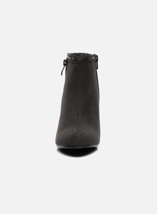 Bottines et boots Initiale Paris Pudding Noir vue portées chaussures