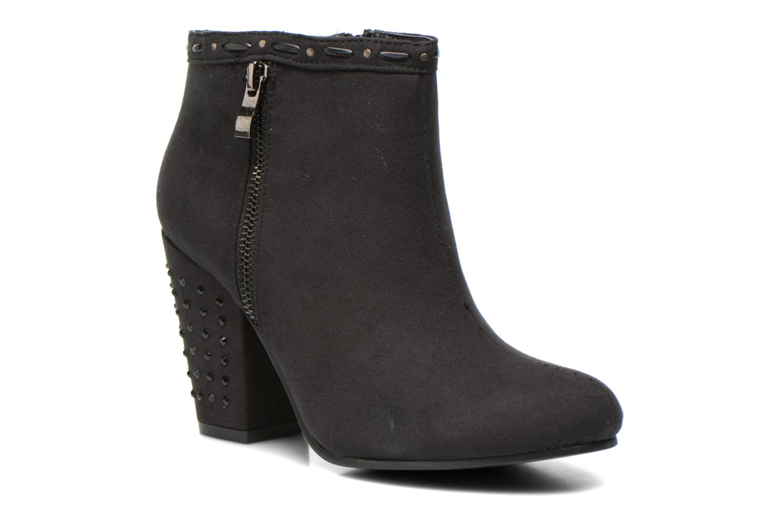 Noir 8bf1qnt Zapatos Mujer Initiale Paris 5qxgECCw