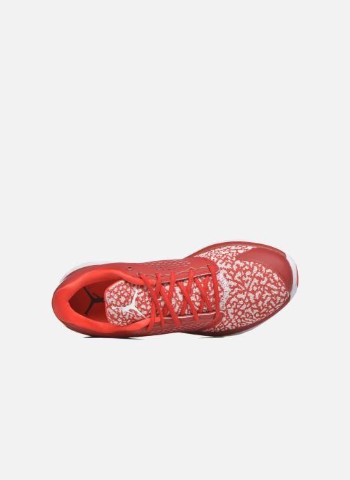 Sneaker Jordan Jordan Trainer St rot ansicht von links