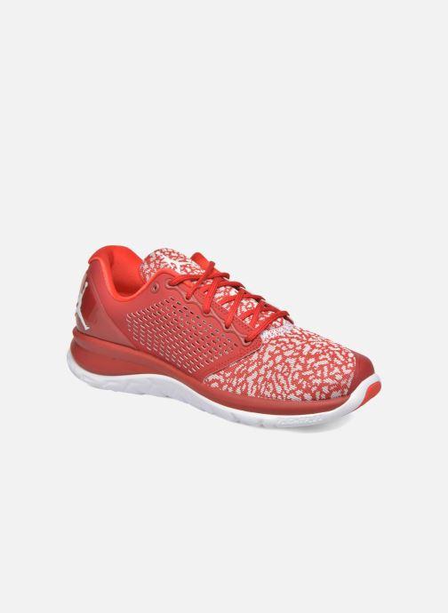 Deportivas Jordan Jordan Trainer St Rojo vista de detalle / par