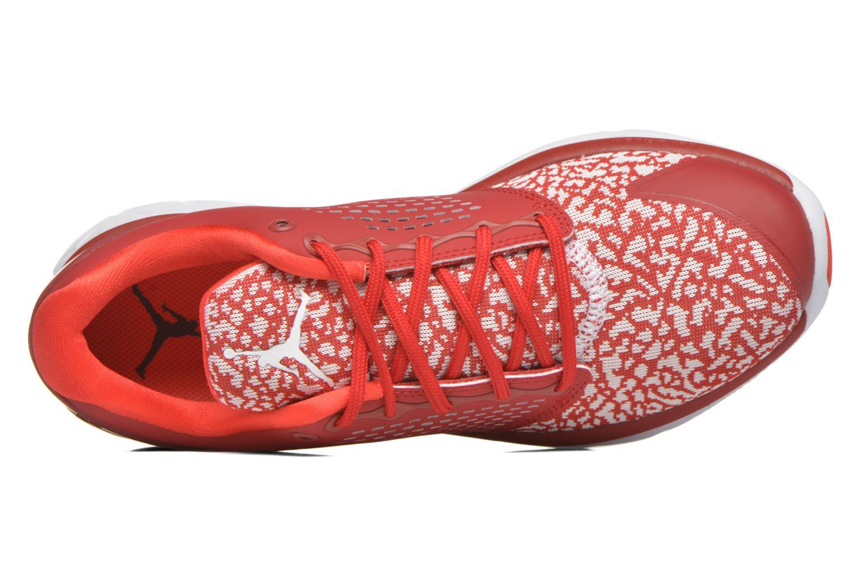 Sneakers Jordan Jordan Trainer St Rosso immagine sinistra