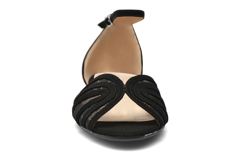 Sandales et nu-pieds I Love Shoes Kivipa Noir vue portées chaussures