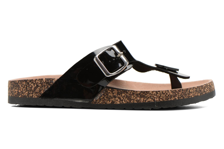 Sandalias I Love Shoes Kirtui Negro vistra trasera