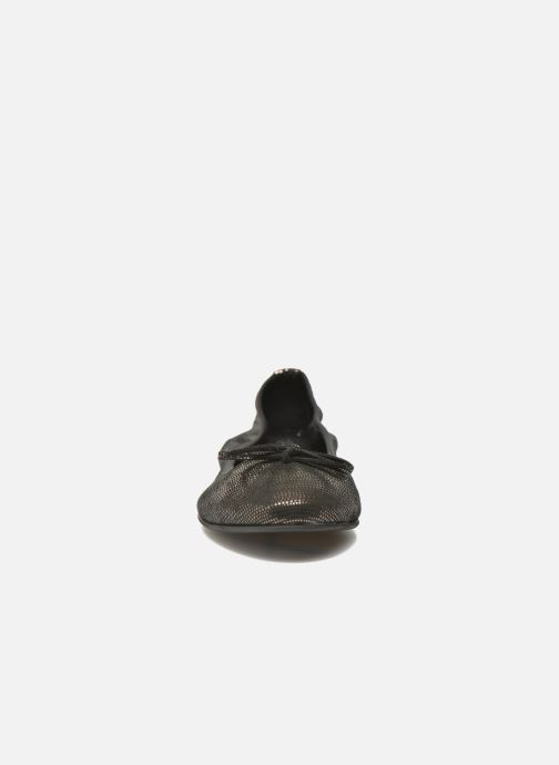 Ballerines JB MARTIN Vahiti Noir vue portées chaussures