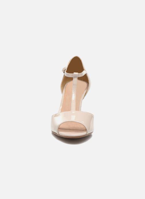 Sandales et nu-pieds JB MARTIN Eclair Beige vue portées chaussures