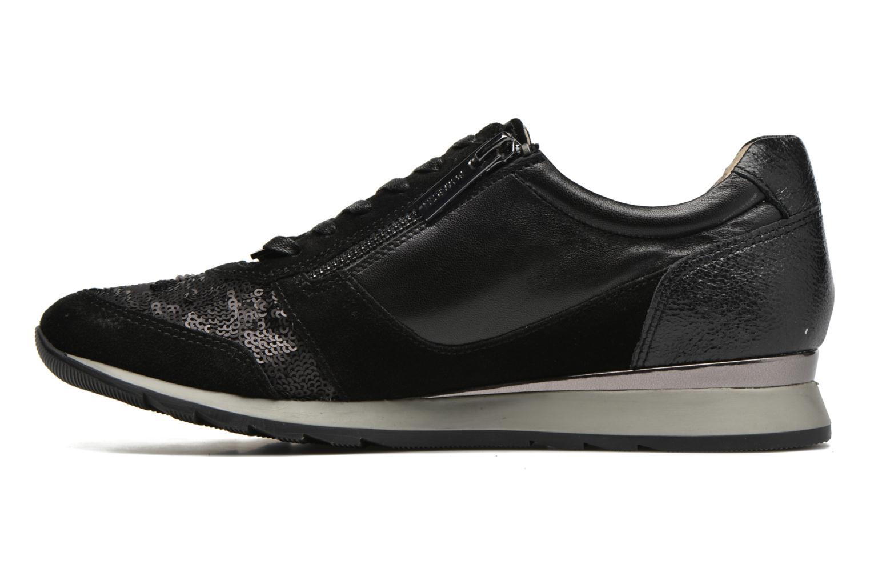 Sneakers JB MARTIN 1Veri Sort se forfra