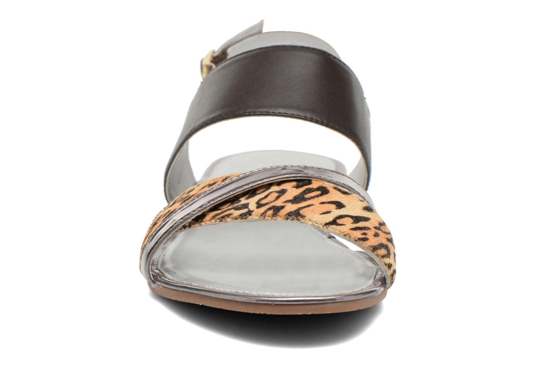 Sandales et nu-pieds JB MARTIN Frabuge Multicolore vue portées chaussures
