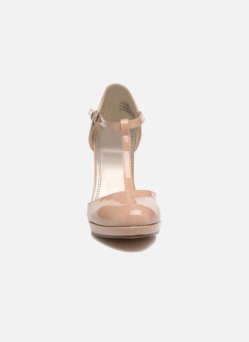 Escarpins Marco Tozzi Talia Beige vue portées chaussures