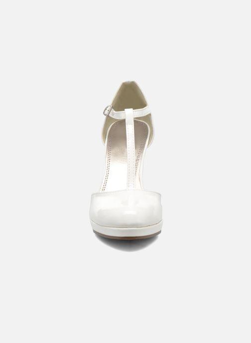 Zapatos de tacón Marco Tozzi Talia Blanco vista del modelo