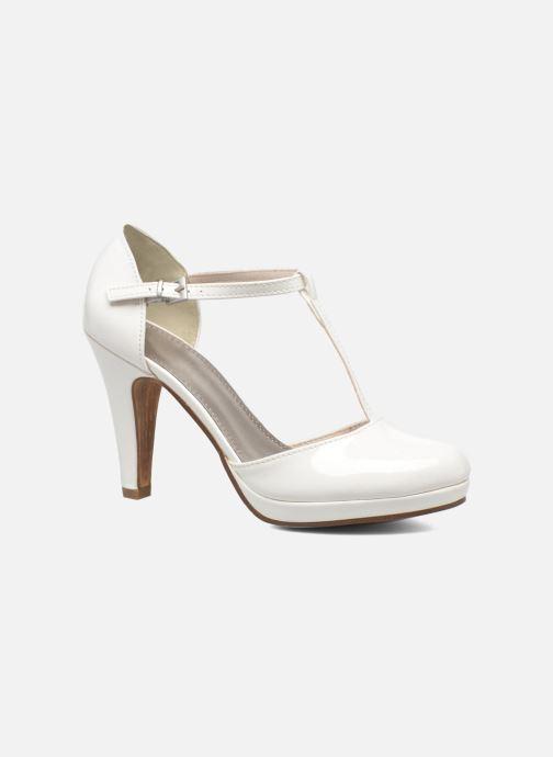 Zapatos de tacón Marco Tozzi Talia Blanco vista de detalle / par
