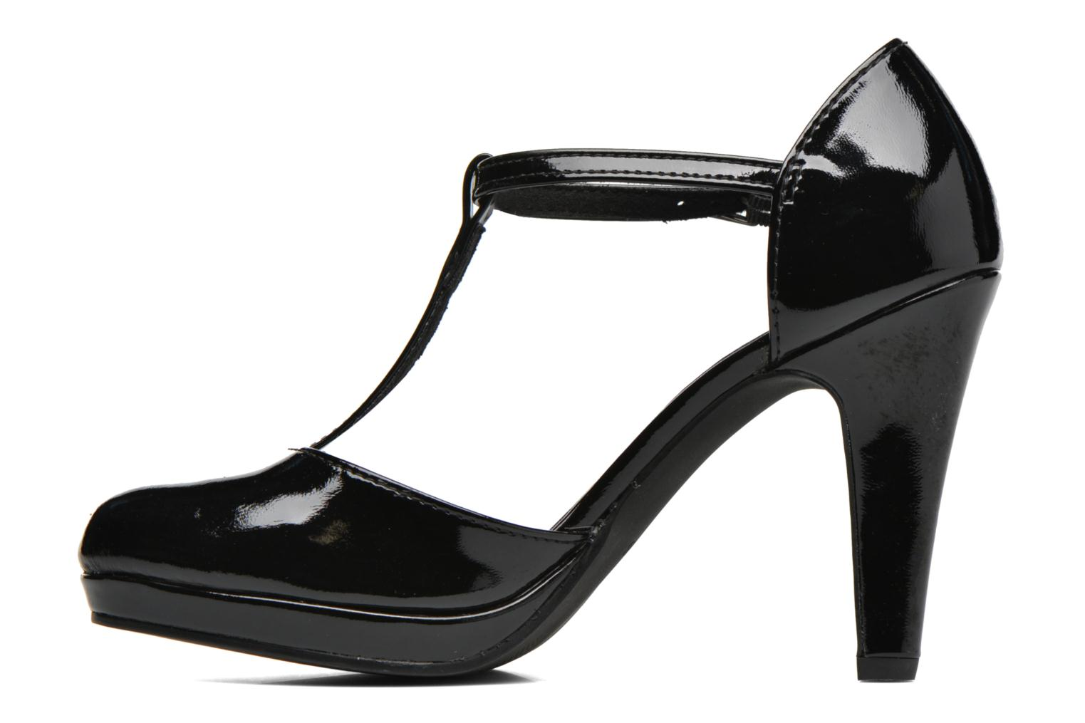 High heels Marco Tozzi Talia Black front view