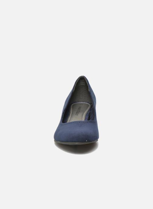 Zapatos de tacón Marco Tozzi Imit 2 Azul vista del modelo