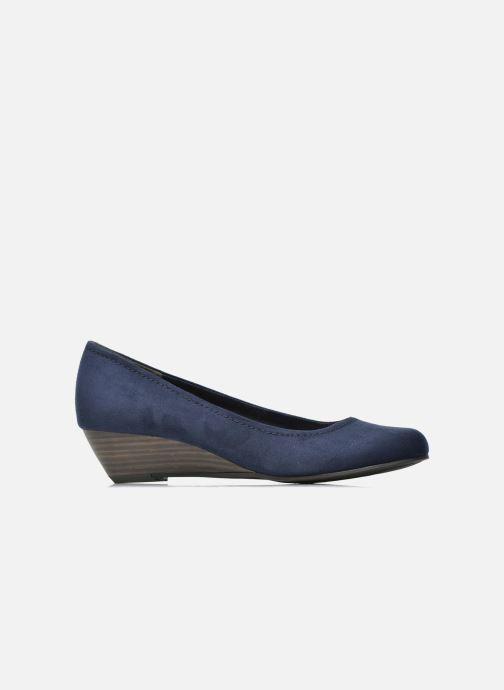 Zapatos de tacón Marco Tozzi Imit 2 Azul vistra trasera
