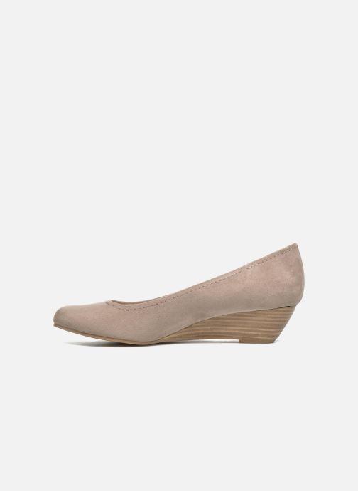 Zapatos de tacón Marco Tozzi Imit 2 Marrón vista de frente