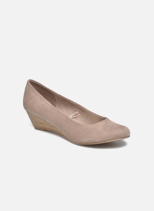 Zapatos de tacón Marco Tozzi Imit 2 Marrón vista de detalle / par