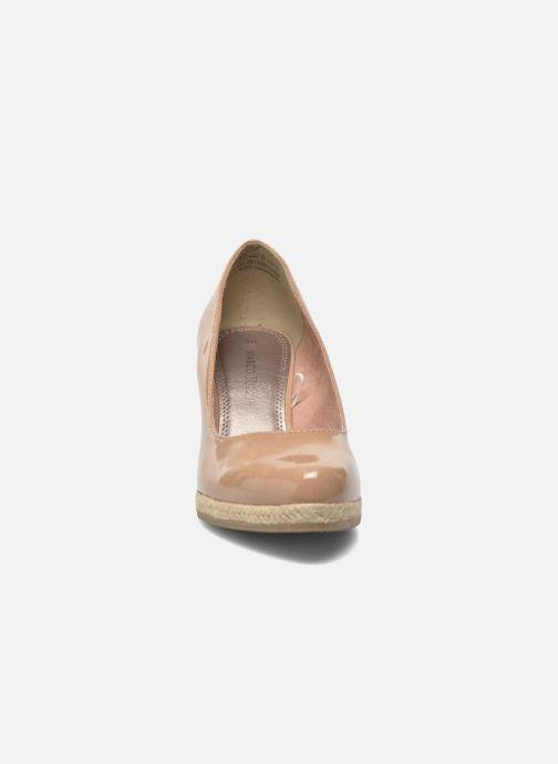 Escarpins Marco Tozzi Lanily Beige vue portées chaussures