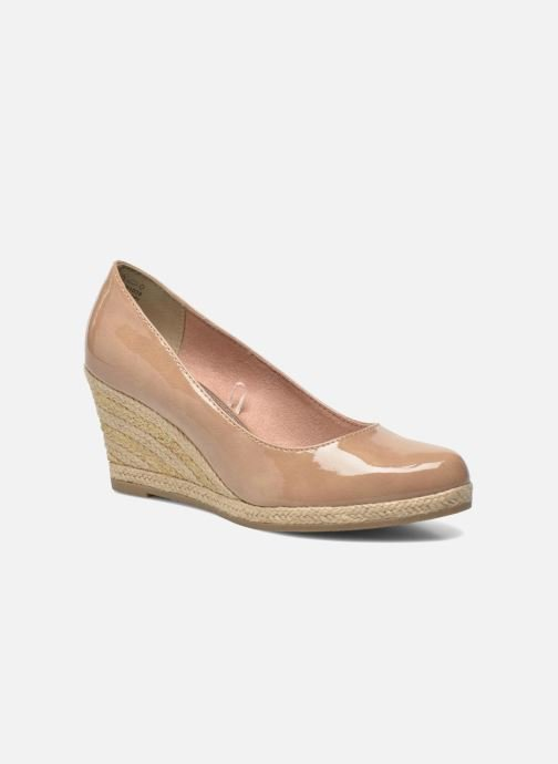 High heels Marco Tozzi Lanily Beige detailed view/ Pair view