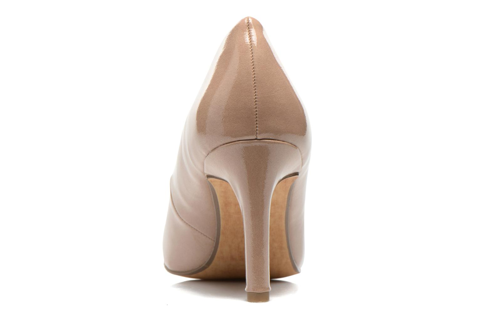 High heels Marco Tozzi Erodia Beige view from the right