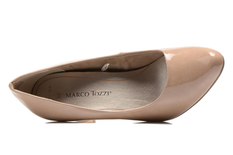 Pumps Marco Tozzi Erodia beige ansicht von links