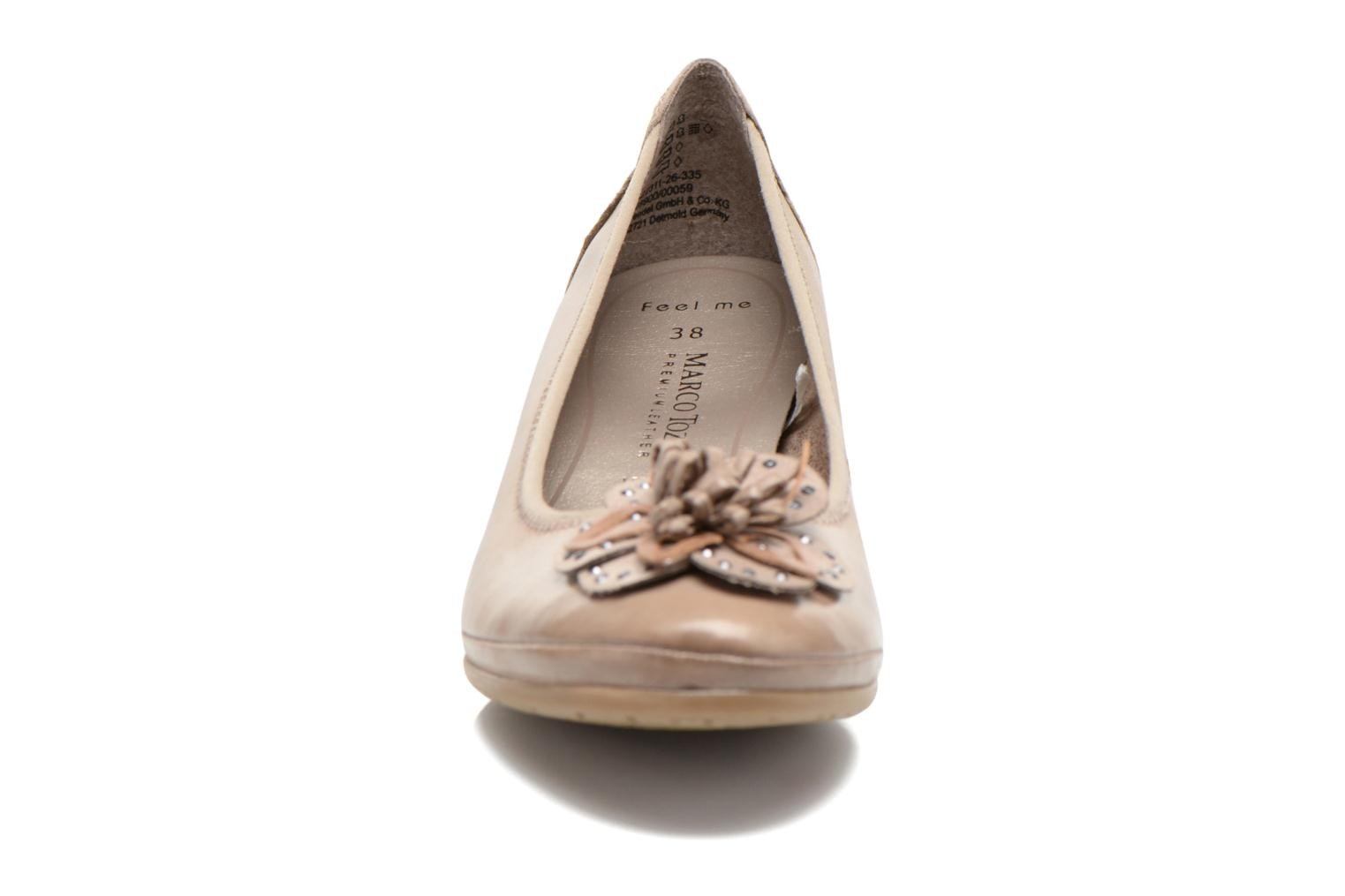 High heels Marco Tozzi Nikuta Beige model view