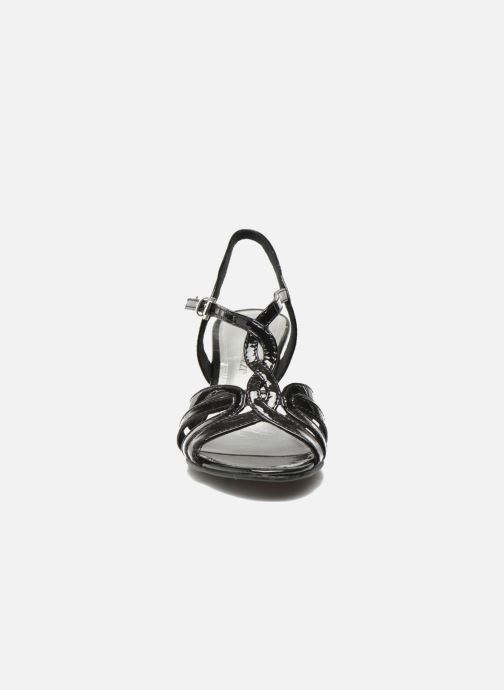 Sandali e scarpe aperte Marco Tozzi Anafi Nero modello indossato