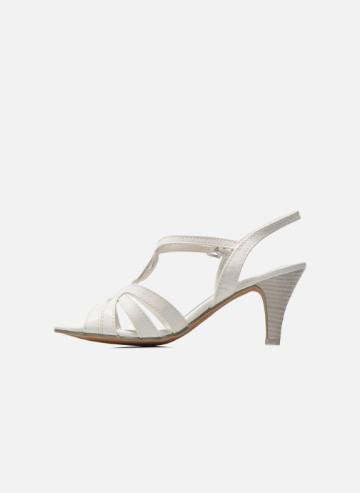 Sandale Marco Derriere Tozzi Blanche Ouverte 6gIY7byvf