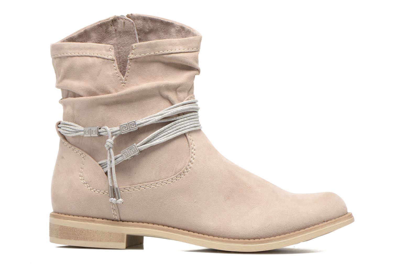 Bottines et boots Marco Tozzi Chloey 2 Beige vue derrière