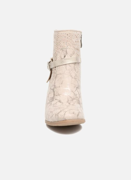 Bottines et boots Marco Tozzi Cipaka Beige vue portées chaussures
