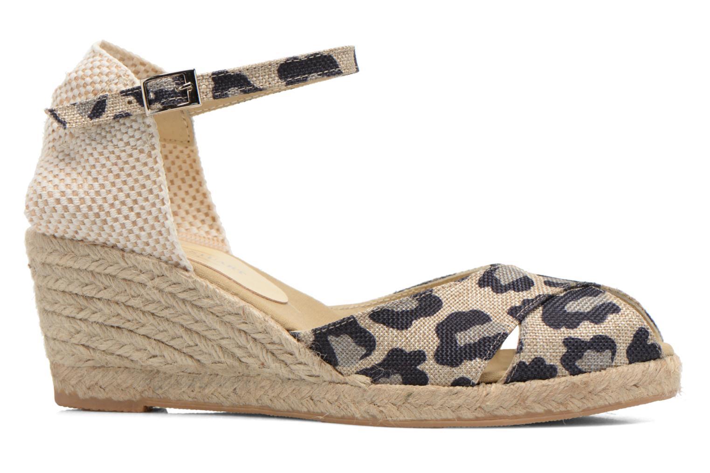 Sandali e scarpe aperte Elizabeth Stuart Trento 667 Marrone immagine posteriore