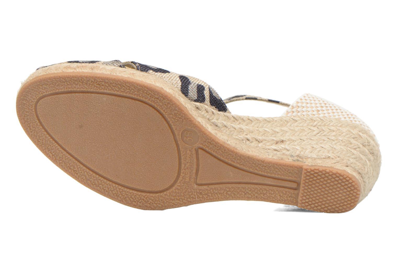 Sandali e scarpe aperte Elizabeth Stuart Trento 667 Marrone immagine dall'alto
