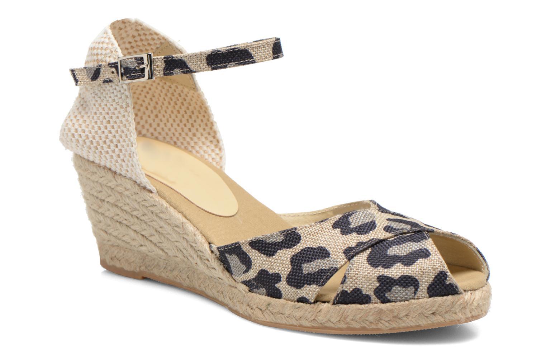 Sandali e scarpe aperte Elizabeth Stuart Trento 667 Marrone vedi dettaglio/paio