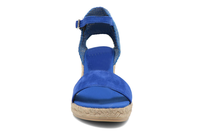 Sandales et nu-pieds Elizabeth Stuart Trevise/C 630 Bleu vue portées chaussures