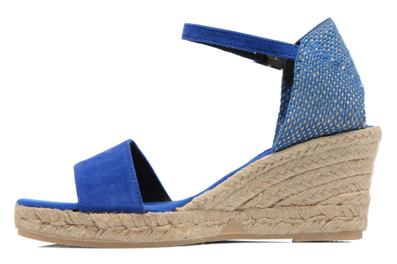 Sandales et nu-pieds Elizabeth Stuart Trevise/C 630 Bleu vue face