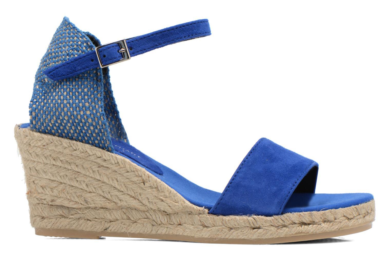 Sandales et nu-pieds Elizabeth Stuart Trevise/C 630 Bleu vue derrière
