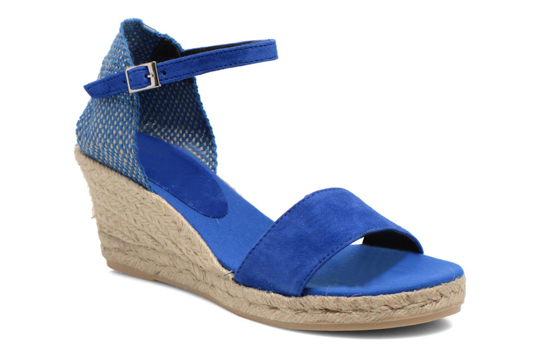 Sandales et nu-pieds Elizabeth Stuart Trevise/C 630 Bleu vue détail/paire