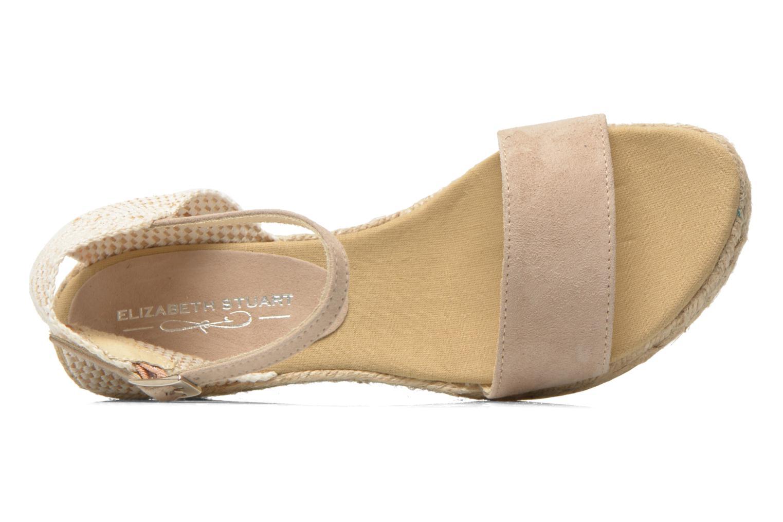 Sandalen Elizabeth Stuart TreviseC 667 beige ansicht von links