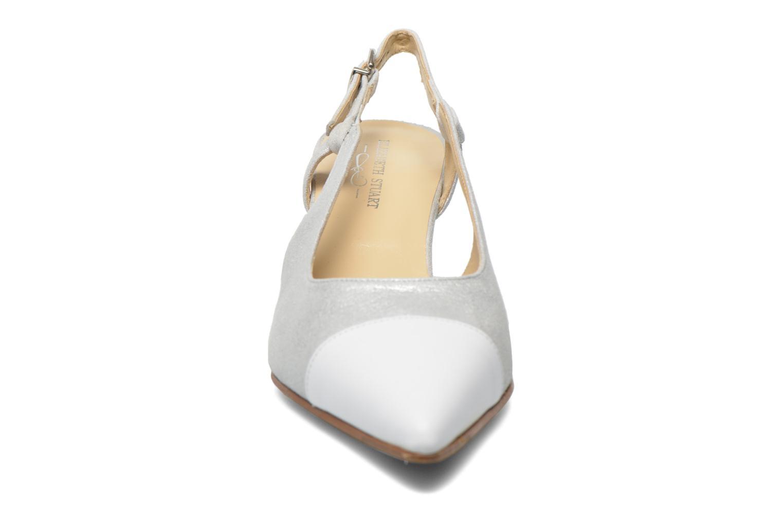 Escarpins Elizabeth Stuart Rany 941 Blanc vue portées chaussures