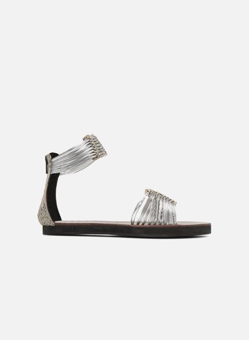 Sandales et nu-pieds Elizabeth Stuart Pexy 871 Gris vue derrière