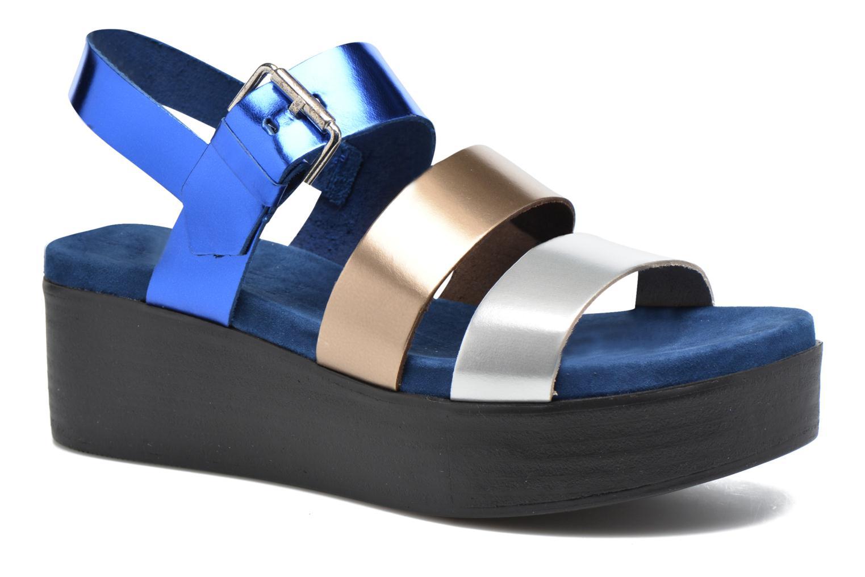 Sandales et nu-pieds Elizabeth Stuart Tabriz 382-3 Bleu vue détail/paire