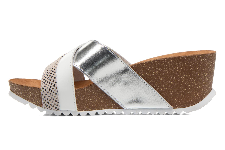 Sandali e scarpe aperte Elizabeth Stuart Yaris 882 Bianco immagine frontale