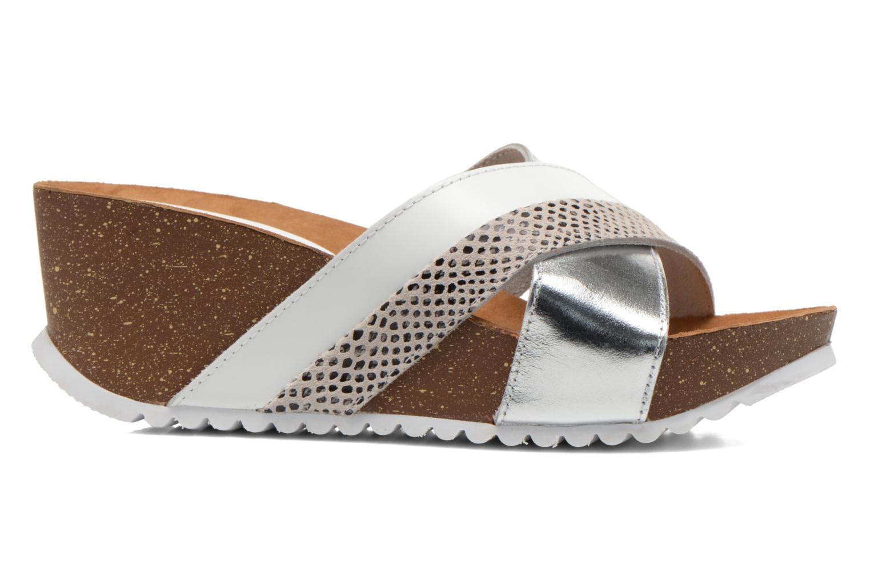 Sandali e scarpe aperte Elizabeth Stuart Yaris 882 Bianco immagine posteriore