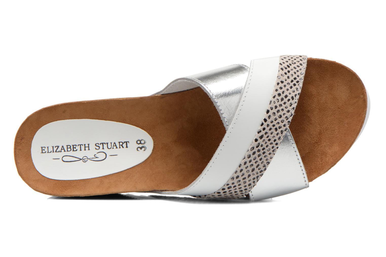 Sandali e scarpe aperte Elizabeth Stuart Yaris 882 Bianco immagine sinistra