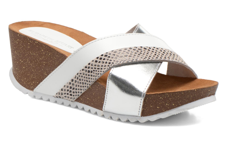 Sandali e scarpe aperte Elizabeth Stuart Yaris 882 Bianco vedi dettaglio/paio