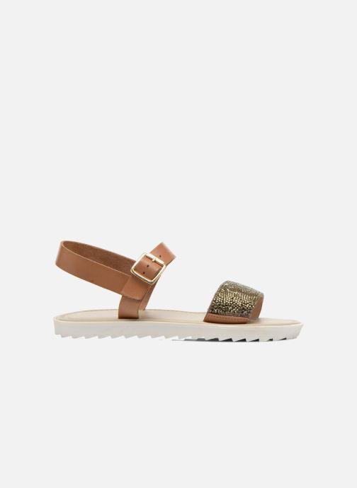 Sandales et nu-pieds Elizabeth Stuart Palais 875 Marron vue derrière