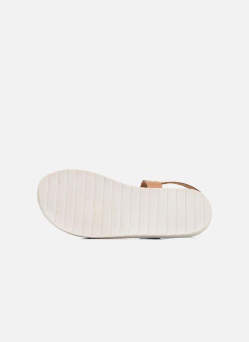 Sandales et nu-pieds Elizabeth Stuart Palais 875 Marron vue haut