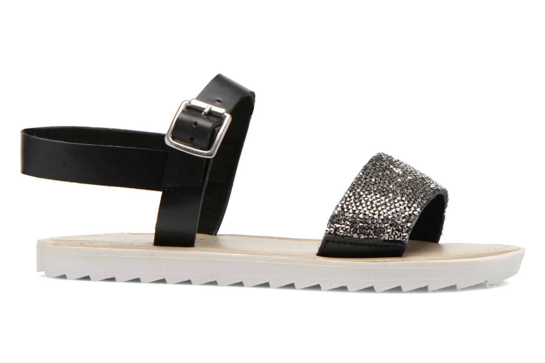 Sandales et nu-pieds Elizabeth Stuart Palais 875 Noir vue derrière