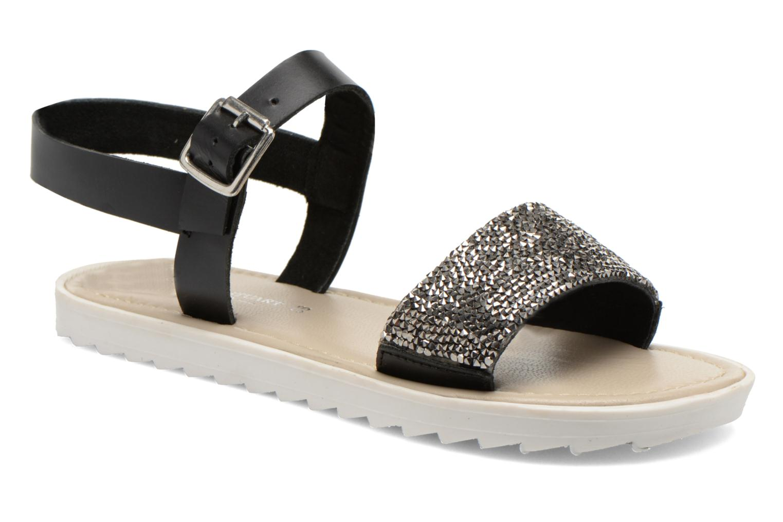 Sandales et nu-pieds Elizabeth Stuart Palais 875 Noir vue détail/paire